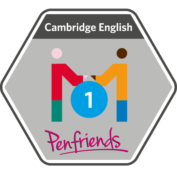 penfriends badge 1